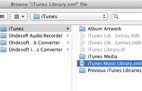 AAC to MP3 audio book converter